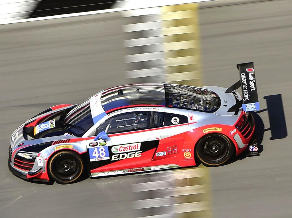 Audi R8 Lms Automagazin At