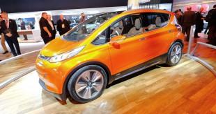 Der Chevrolet Bolt EV bald im Autonom-Taxi-Test?