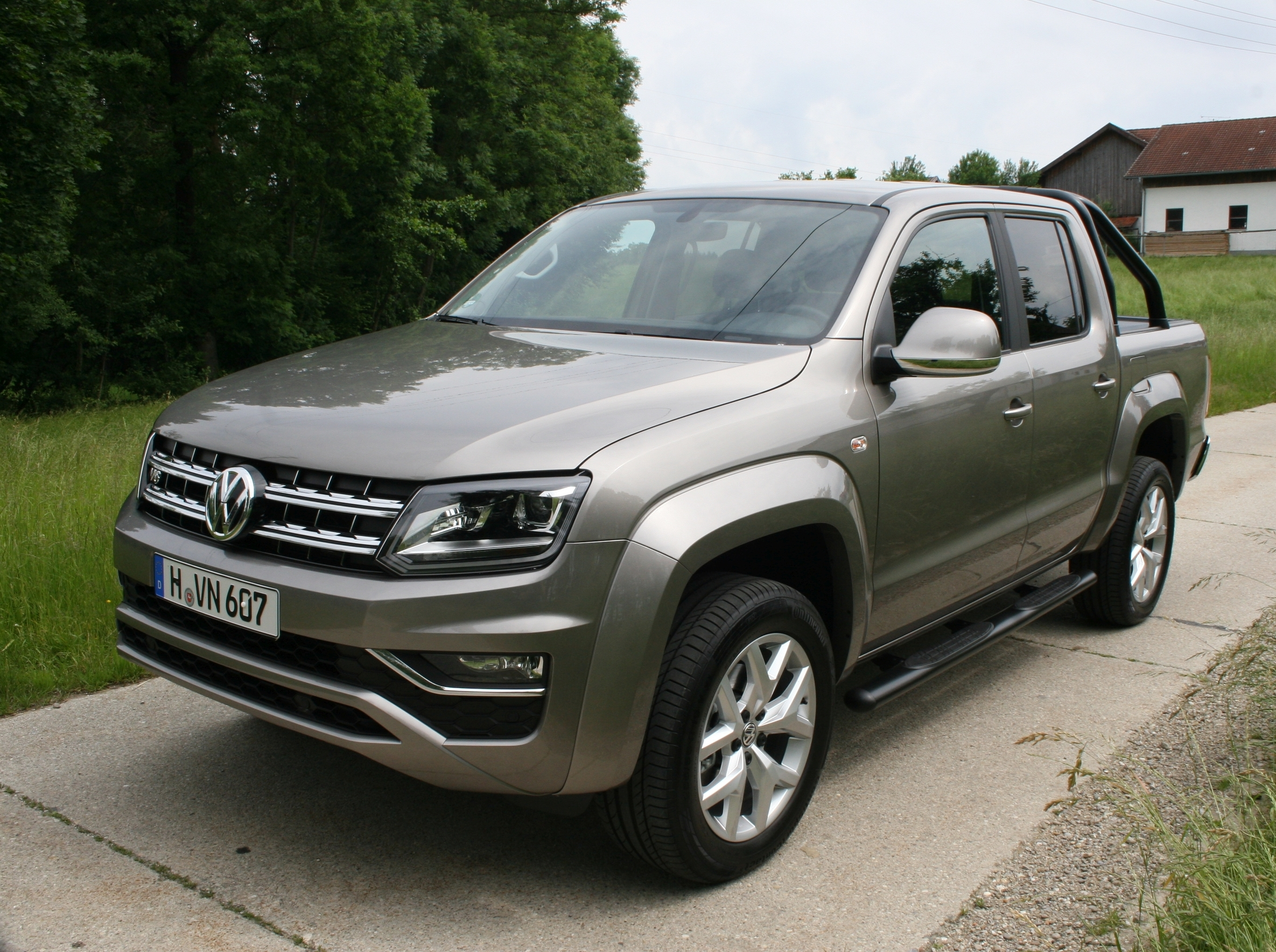 vw amarok v6 neues herz im pick up. Black Bedroom Furniture Sets. Home Design Ideas