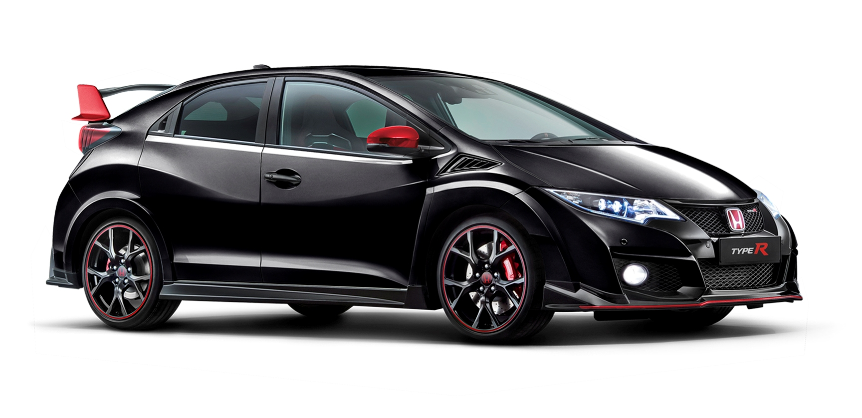 honda civic type r limitierte black und white edition. Black Bedroom Furniture Sets. Home Design Ideas