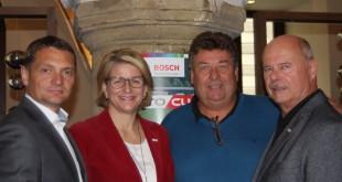 Histo Cup Bosch Pressekonferenz