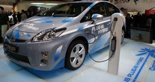 Prius Plug-in-Hybrid von Toyota