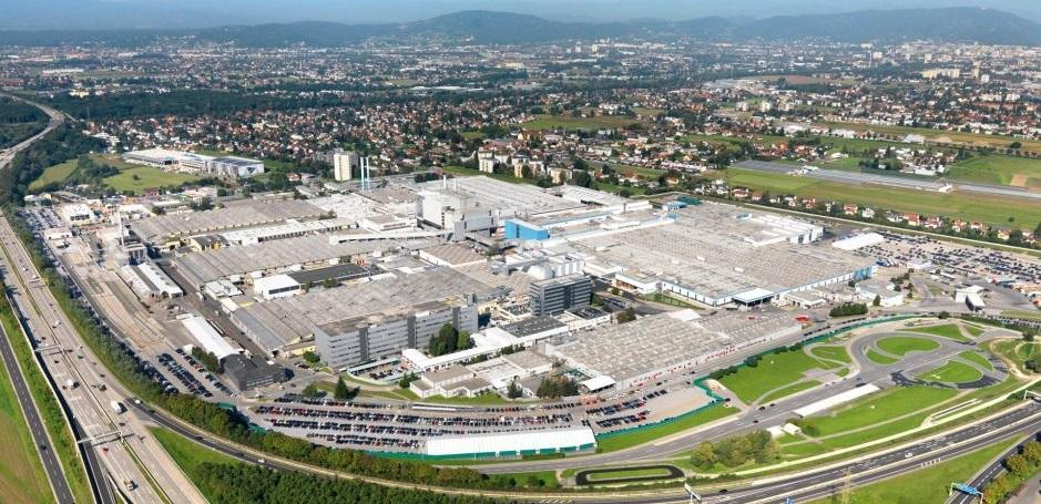 Magna-Werk Graz